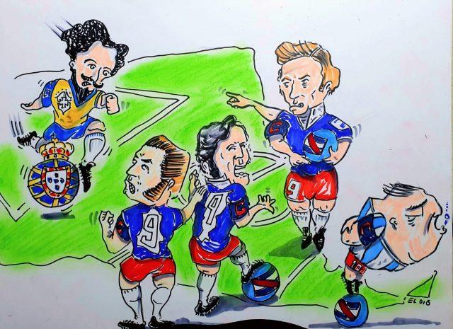 Ilustración: Ale Moris